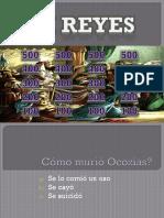 Preguntas y Respuestas II Reyes