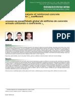 análise da estabilidade global de edifícios
