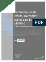 Informe SAP Para Empresa Modelo