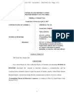 Nicholas Bukoski Indictment