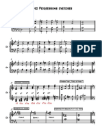 Chord Progressions Exercises