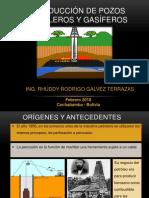 Unidad Tematica 1 - Introduccion de Pozos Petroleros y Gasiferos