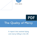 The Quality of Mercy 2nd Edition