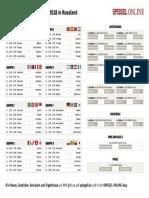 Spielpan WM