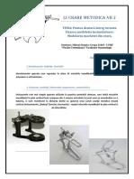 Documentslide.com Elaborarea Metodica Nr 2 Stom Ortopedica Sem 3