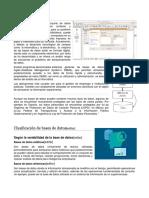 Base de Datos y Acces