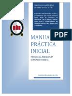 MANUAL DE PRÁCTICA INICIAL LICENCIADOS-2018