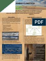 Poster  Cambio Climático of.