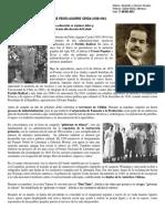 Gobiernos Radicales Pedo Aguirre Cerda