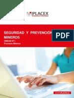 Seguridad y Prevención de Riesgos Mineros