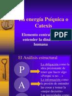 Clase 4 de at La Energía Psíquica o Catexis