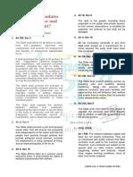 Labor Law Study Guide