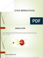defectos refractorios