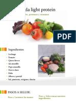 Ensalada Light Protein