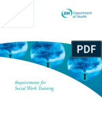 REQUIREMENTS FOR SOCIAL WORK TRAINING.pdf