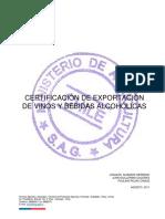 Comex Certificacion -2011