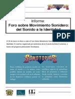 Informe Sonotopías v.1