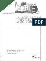 La lectura y escritura en la universidad.pdf