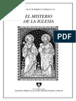 El Misterio de La Iglesia, Fr. Humbert Clerissac OP