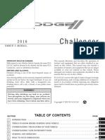 2016 Challenger OM 3rd