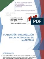 Planeacion Oraganizacion de Las Actividades Del Marketing (1) (1)