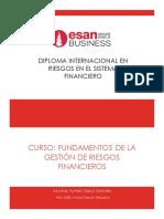 Esan - DIIRSF - Fund. de La Gest. de Riesgos Financieros - Cuestionario