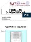 3RA CLASE Pruebas Diagnosticas