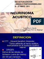 Neurinoma Viii Present Devita