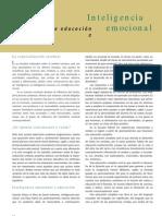 Cuadernos de Educacion Inteligencia Emocional