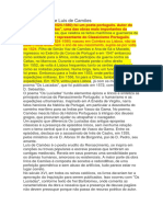 Biografia de Luís de Camões