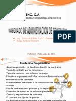 PRESENTACION DE INTEGRADO DE ESTIMACION DE CONTRATOS (2017_06_21 23_32_17 UTC).ppt