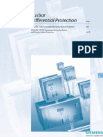09 Catalog SIP E6 Busbar Differential Protection