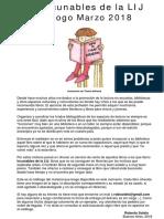 Catálogo Incunables RSotelo 2018-03-08
