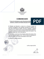 Comunicado Mar 04052018