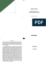 TEXTO 12 Locke - Livro II