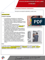 Afiche -2018-067-Riesgos de Ruido Evaluacion Audiometrica