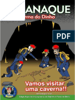 Almanaque Da Turma Do Dinho