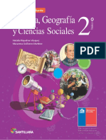 Historia, Geografía y Ciencias Sociales 2º Básico - Texto Del Estudiante 2018