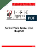 6- Lipid U- Guidelines- Jones