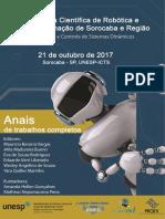 Livro Trabalhos III Mostra Robotica