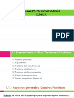 Psicopatologia II Pily