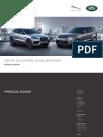Modelos Jaguar e Land Rover