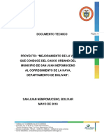 Documento Tecnico MGA