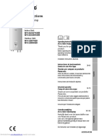 Manual Panasonic Whud09he5