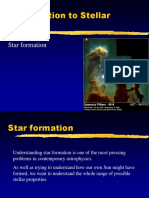 HLM_3 Star Formation