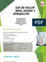 Abdomen Agudo y Apendicitis