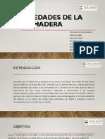 Disertacion Madera