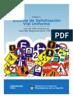 Ansv Licencias Libro Senales de Transito