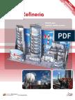 La Refinería. Modelo Para Imprimir, Recortar y Armar