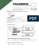 Evaluación Bimestral de Comunic